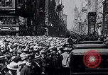 Image of Charles Lindbergh New York City USA, 1927, second 34 stock footage video 65675031417