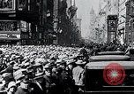 Image of Charles Lindbergh New York City USA, 1927, second 35 stock footage video 65675031417