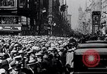 Image of Charles Lindbergh New York City USA, 1927, second 36 stock footage video 65675031417