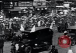 Image of Charles Lindbergh Brooklyn New York City USA, 1927, second 45 stock footage video 65675031419