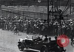 Image of Charles Lindbergh Brooklyn New York City USA, 1927, second 56 stock footage video 65675031419
