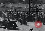 Image of Charles Lindbergh Brooklyn New York City USA, 1927, second 57 stock footage video 65675031419