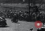 Image of Charles Lindbergh Brooklyn New York City USA, 1927, second 60 stock footage video 65675031419