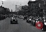 Image of Charles Lindbergh Brooklyn New York City USA, 1927, second 61 stock footage video 65675031419