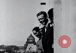 Image of Charles Lindbergh Mexico City Mexico, 1927, second 43 stock footage video 65675031424