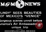 Image of Charles Lindbergh visits Mexico Mexico, 1927, second 2 stock footage video 65675031426