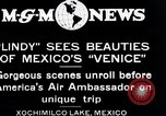 Image of Charles Lindbergh visits Mexico Mexico, 1927, second 7 stock footage video 65675031426