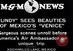 Image of Charles Lindbergh visits Mexico Mexico, 1927, second 8 stock footage video 65675031426