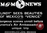 Image of Charles Lindbergh visits Mexico Mexico, 1927, second 9 stock footage video 65675031426