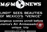 Image of Charles Lindbergh visits Mexico Mexico, 1927, second 12 stock footage video 65675031426