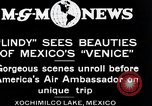 Image of Charles Lindbergh visits Mexico Mexico, 1927, second 14 stock footage video 65675031426
