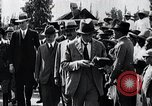 Image of Charles Lindbergh visits Mexico Mexico, 1927, second 19 stock footage video 65675031426