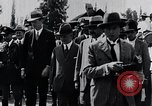 Image of Charles Lindbergh visits Mexico Mexico, 1927, second 20 stock footage video 65675031426