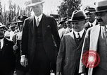 Image of Charles Lindbergh visits Mexico Mexico, 1927, second 22 stock footage video 65675031426