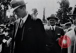 Image of Charles Lindbergh visits Mexico Mexico, 1927, second 24 stock footage video 65675031426