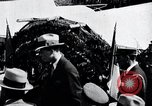 Image of Charles Lindbergh visits Mexico Mexico, 1927, second 29 stock footage video 65675031426