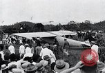 Image of Charles Lindbergh feted by President Rodolfo Chiari  Panama City Panama, 1928, second 39 stock footage video 65675031428