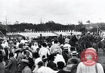 Image of Charles Lindbergh feted by President Rodolfo Chiari  Panama City Panama, 1928, second 48 stock footage video 65675031428