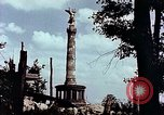 Image of bomb damage Berlin Germany, 1945, second 19 stock footage video 65675031434