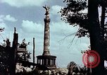 Image of bomb damage Berlin Germany, 1945, second 22 stock footage video 65675031434