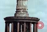 Image of bomb damage Berlin Germany, 1945, second 52 stock footage video 65675031434