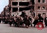 Image of bomb damage Berlin Germany, 1945, second 13 stock footage video 65675031435