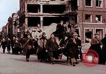 Image of bomb damage Berlin Germany, 1945, second 14 stock footage video 65675031435