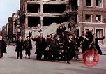 Image of bomb damage Berlin Germany, 1945, second 20 stock footage video 65675031435