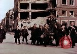 Image of bomb damage Berlin Germany, 1945, second 21 stock footage video 65675031435