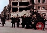 Image of bomb damage Berlin Germany, 1945, second 22 stock footage video 65675031435