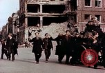 Image of bomb damage Berlin Germany, 1945, second 23 stock footage video 65675031435