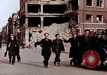 Image of bomb damage Berlin Germany, 1945, second 24 stock footage video 65675031435