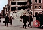 Image of bomb damage Berlin Germany, 1945, second 25 stock footage video 65675031435
