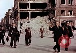 Image of bomb damage Berlin Germany, 1945, second 26 stock footage video 65675031435