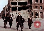 Image of bomb damage Berlin Germany, 1945, second 28 stock footage video 65675031435
