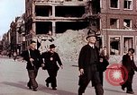 Image of bomb damage Berlin Germany, 1945, second 29 stock footage video 65675031435
