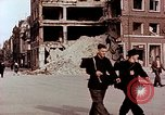 Image of bomb damage Berlin Germany, 1945, second 31 stock footage video 65675031435