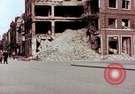 Image of bomb damage Berlin Germany, 1945, second 33 stock footage video 65675031435