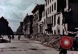 Image of bomb damage Berlin Germany, 1945, second 4 stock footage video 65675031436