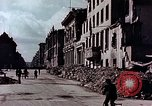Image of bomb damage Berlin Germany, 1945, second 5 stock footage video 65675031436