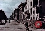 Image of bomb damage Berlin Germany, 1945, second 8 stock footage video 65675031436