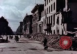 Image of bomb damage Berlin Germany, 1945, second 10 stock footage video 65675031436