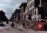 Image of bomb damage Berlin Germany, 1945, second 13 stock footage video 65675031436