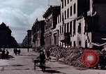Image of bomb damage Berlin Germany, 1945, second 16 stock footage video 65675031436
