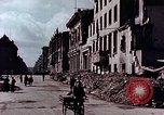 Image of bomb damage Berlin Germany, 1945, second 17 stock footage video 65675031436