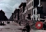 Image of bomb damage Berlin Germany, 1945, second 18 stock footage video 65675031436