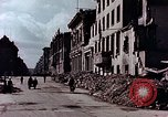 Image of bomb damage Berlin Germany, 1945, second 20 stock footage video 65675031436