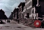 Image of bomb damage Berlin Germany, 1945, second 21 stock footage video 65675031436