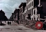 Image of bomb damage Berlin Germany, 1945, second 24 stock footage video 65675031436