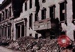 Image of bomb damage Berlin Germany, 1945, second 26 stock footage video 65675031436